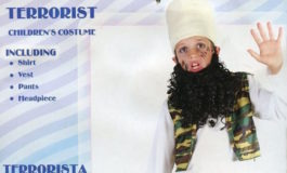 "Child ""terrorist"" Halloween costume causes outrage"