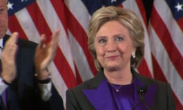 Hillary Clinton rules out run for president in 2020