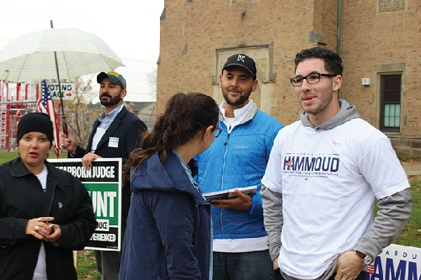 Historic win for Abdullah Hammoud sets stage for challenges in state House