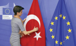 EU lawmakers call for end to Turkey membership talks