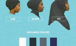 ASIYA designs sports hijab for Muslim women