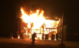 Homeless man charged for torching seattle mosque