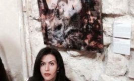 Palestinian artist reflects homeland's struggles