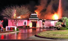 Texas man charged with hate crime for January mosque fire