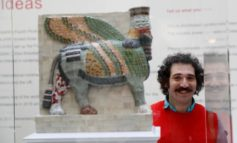 Destroyed by ISIS, Iraq's ancient winged bull to rise again in London