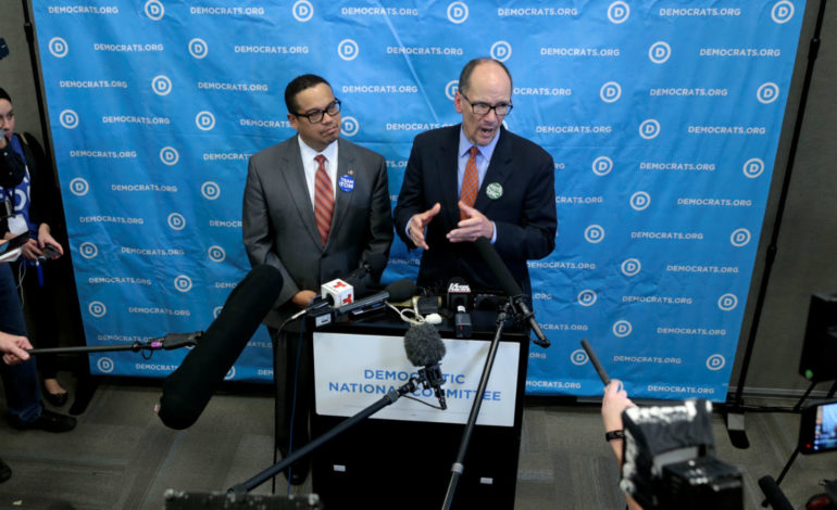 Palestine, campaign finance reform still deal breakers for DNC