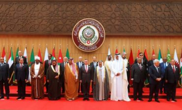 Arab leaders reaffirm support for two-state solution
