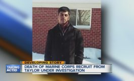 Sen. Gary Peters: Marines considering charges in Muslim recruit's death
