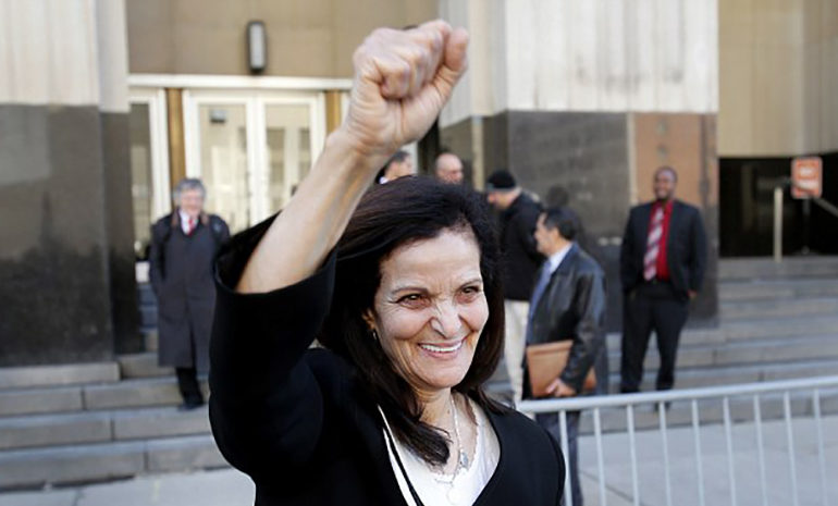 Palestinian activist Rasmea Odeh accepts plea deal with no jail time