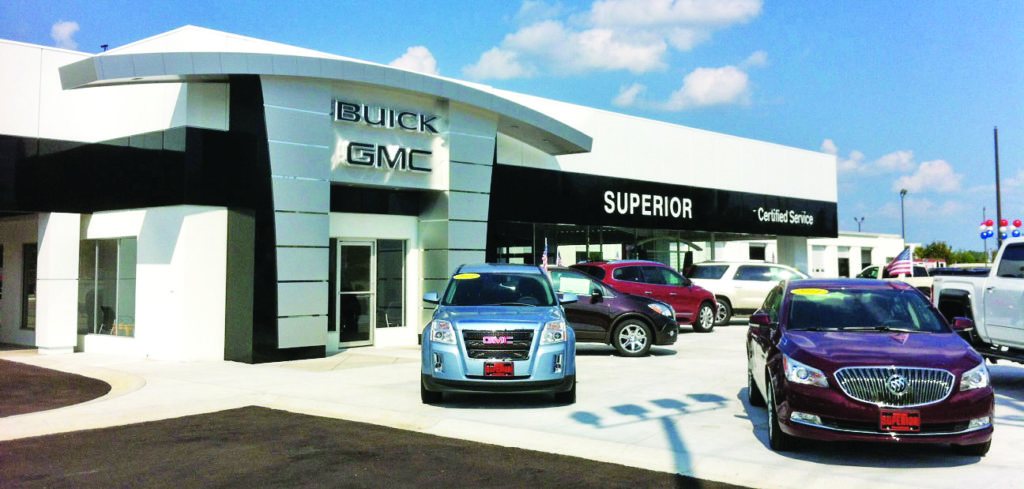 Local car dealership makes inroads region wide for Gmc motor city service