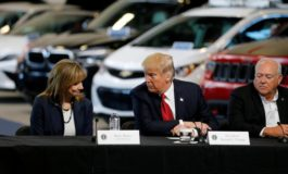 Big win for automakers as Trump orders fuel economy standards review