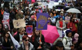 Women plan to stay off the job, rally in anti-Trump protests