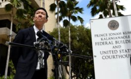 Hawaii judge halts Trump's new travel ban before it can go into effect