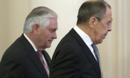 Lavrov: Moscow and Washington agree U.S. strikes on Syria should not be repeated