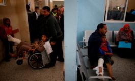 With healthcare faltering in Gaza, care in Israel is sought after