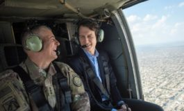 Trump's son-in-law visits Iraq with top U.S. general