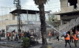 Car bomb explodes, kills four in Syria's Homs