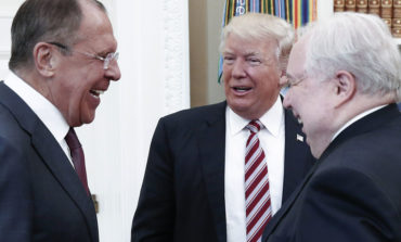 Trump revealed classified intelligence to Russians about ISIS