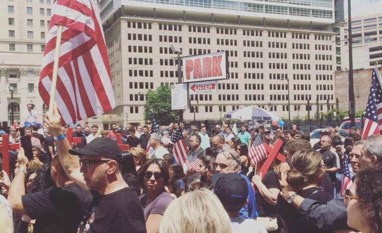 Iraqi Americans seek answers and justice during Detroit rally