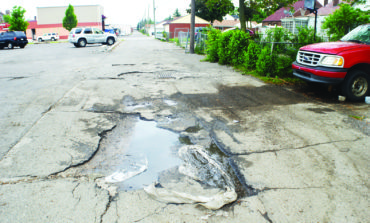 Dearborn's decaying alleys: Don't expect more than patching