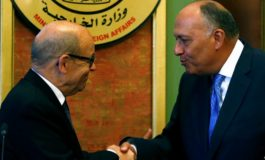 With eyes on Libya, France cements security ties with Egypt