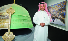 Saudi artist reflects the unspeakable through works, exhibitions