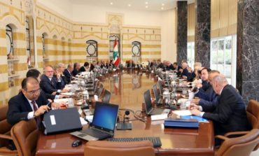 Lebanese cabinet approves electoral law for parliamentary election next May