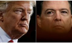 Trump: No tape conversations with former FBI head Comey