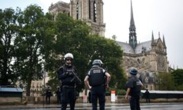 French counter-terrorism unit investigates attack on Notre Dame