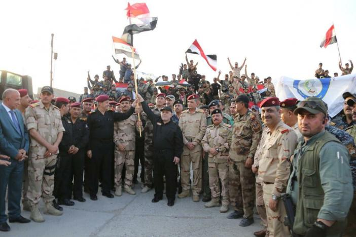 Iraqi PM declares victory over ISIS in Mosul
