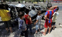 Three car bombs hit Syria, at least seven people killed