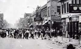 The Impact of the 1967 Detroit rebellion on Arab Americans