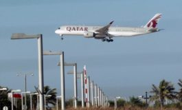 Qatar Airways joins major Middle East rivals in lifting laptop ban on U.S. flights