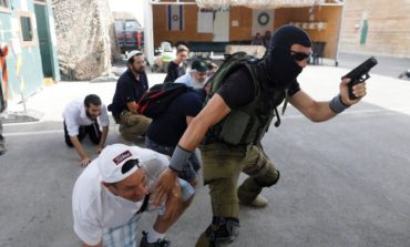 Israeli 'counter-terrorism boot camp' a tourist attraction in occupied West Bank