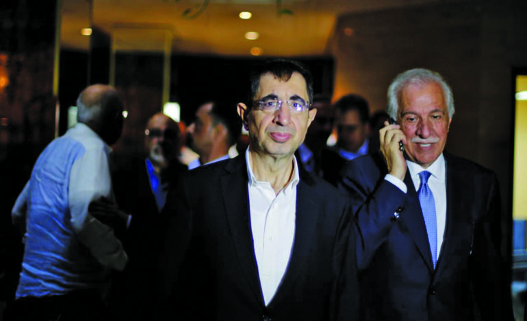 Lebanese, Syrian ministers vow to improve economic ties