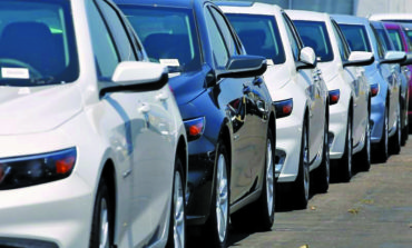 Auto sales fall in July as carmakers slash rental fleet sales