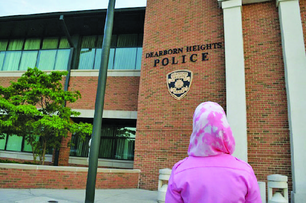 "Local Islamophobe sues Dearborn Heights to ""stop sharia"""
