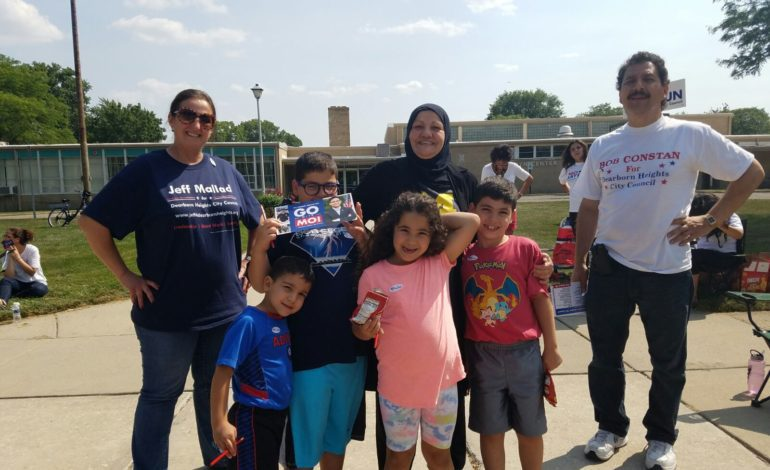 High candidate representation in Dearborn Heights, low voter turnout