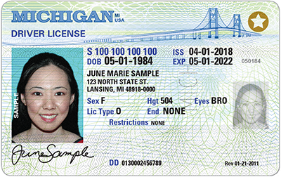 2020 In Fly You Michigan Need To Driver's License Will A New