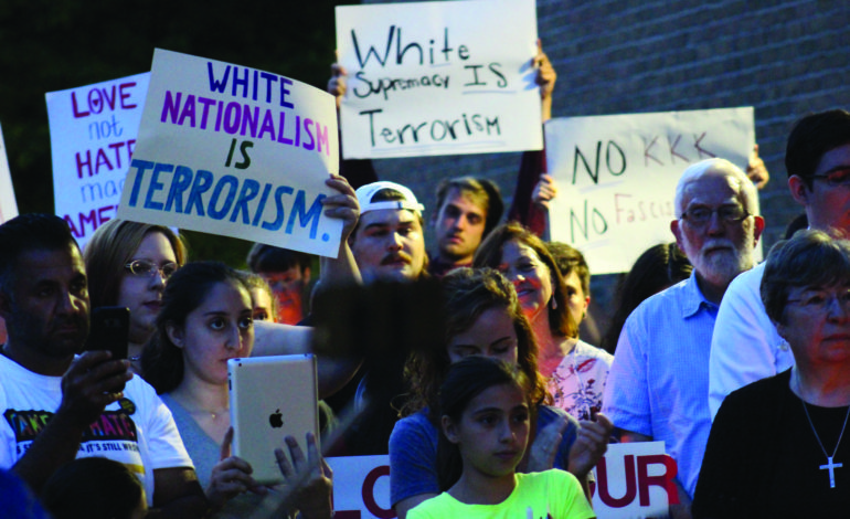 Charlottesville tragedy can be lesson to community