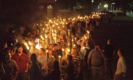 White supremacist rally stopped in Virginia after factions clash