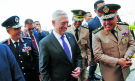 U.S. military to resume exercises in Egypt