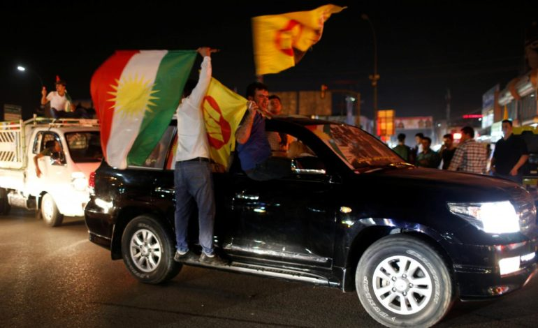 Baghdad piles pressure on Iraqi Kurds to reverse independence vote
