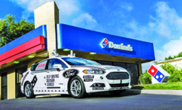 Ford teams with Domino's on self-driving pizza delivery test