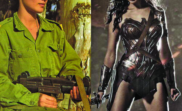 Not my Wonder Woman: The Zionist agenda in U.S. mainstream feminism