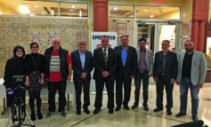 Local poets participate in Arabic poetry open mic event