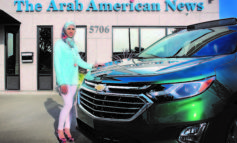 The Arab American News partners with Chevrolet on a pastry tour