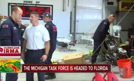 Task force from Michigan sent to help Floridians, sent home