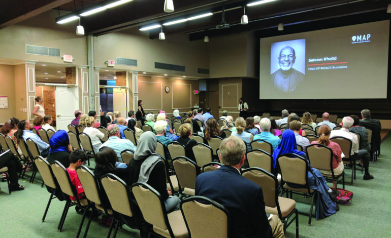 Plymouth hosts presentation on Muslims and their contributions