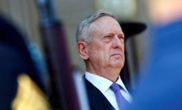 U.S. Secretary of Defense James Mattis recommends sticking with Iran nuclear deal